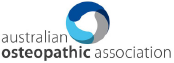 Australian Osteopathic Association Logo